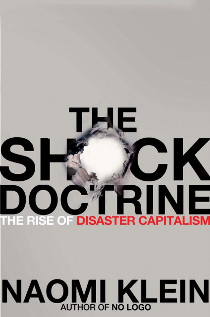 The Shock Doctrine - US Hardcover