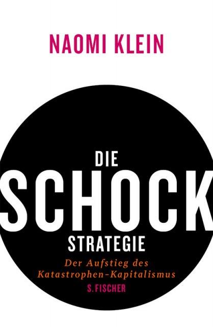 The Shock Doctrine: German Hardcover